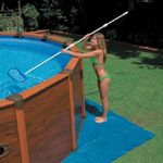 фото Каркасный бассейн Intex Sequoia Spirit Wood-Grain Pool